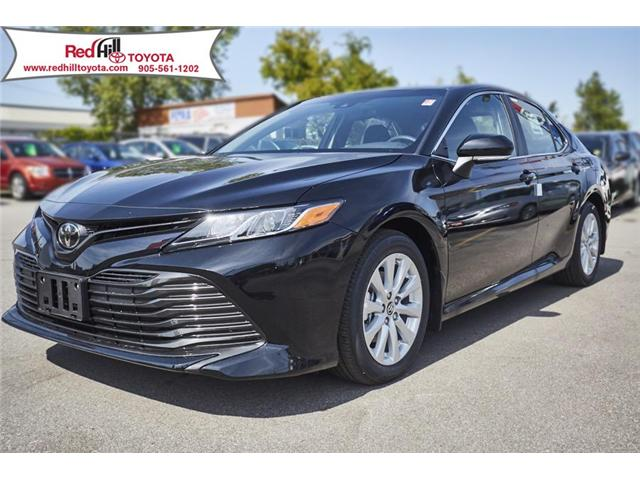 2018 Toyota Camry LE (Stk: 18034) in Hamilton - Image 1 of 12