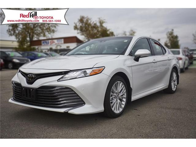 2018 Toyota Camry XLE V6 (Stk: 18360) in Hamilton - Image 1 of 14