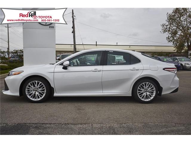 2018 Toyota Camry XLE V6 (Stk: 18360) in Hamilton - Image 2 of 14