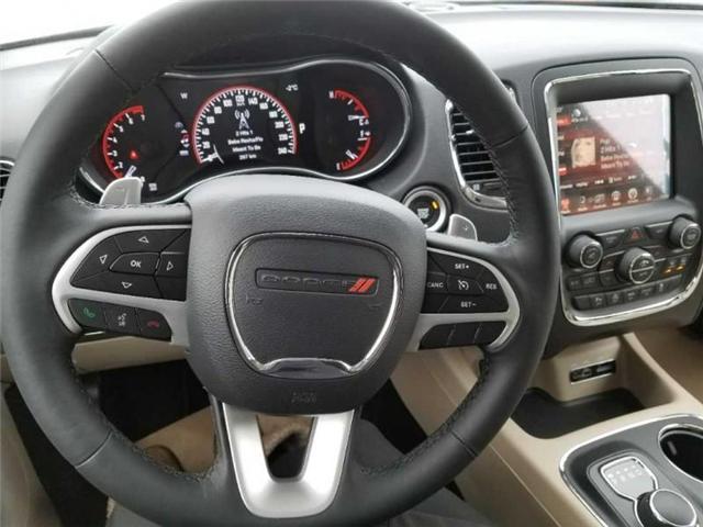 2017 Dodge Durango GT (Stk: QT152) in  - Image 14 of 19