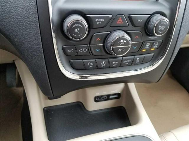 2017 Dodge Durango GT (Stk: QT152) in  - Image 18 of 19