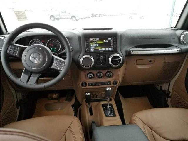 2017 Jeep Wrangler Unlimited Sahara (Stk: QT236) in  - Image 10 of 17