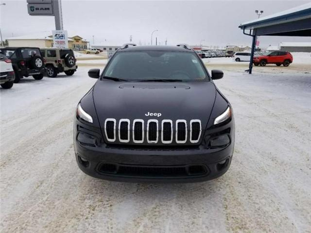 2015 Jeep Cherokee North (Stk: QT256A) in  - Image 3 of 18