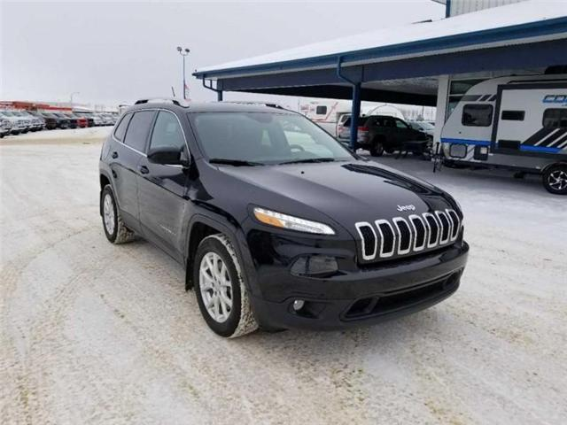 2015 Jeep Cherokee North (Stk: QT256A) in  - Image 4 of 18