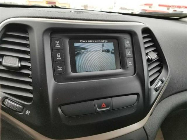 2015 Jeep Cherokee North (Stk: QT256A) in  - Image 14 of 18