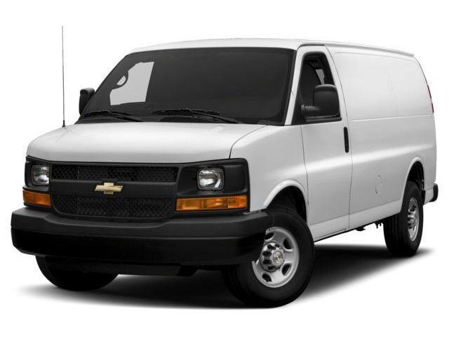 Used 2017 Chevrolet Express 2500 1WT  - Coquitlam - Eagle Ridge Chevrolet Buick GMC