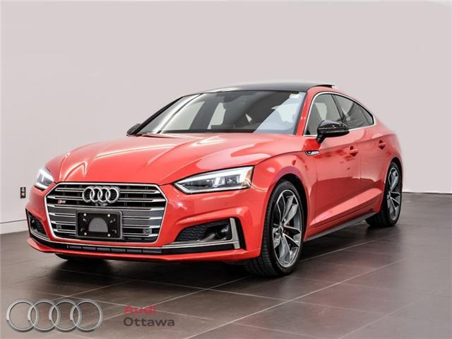 2018 Audi S5 3.0T Technik (Stk: 50648A) in Ottawa - Image 1 of 21