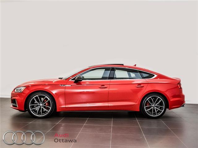 2018 Audi S5 3.0T Technik (Stk: 50648A) in Ottawa - Image 2 of 21