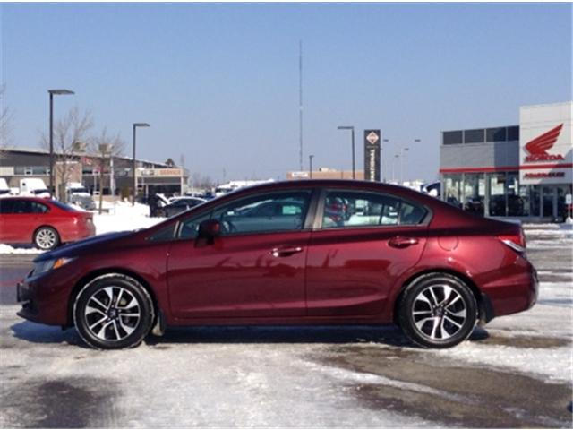 2014 Honda Civic EX (Stk: U14908) in Barrie - Image 2 of 19