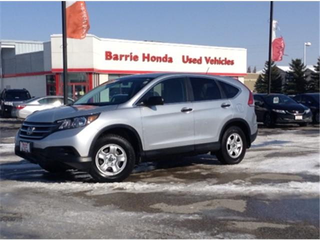 2014 Honda CR-V LX (Stk: U14918) in Barrie - Image 1 of 20