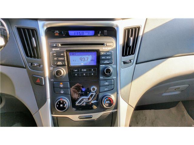 2011 Hyundai Sonata GL (Stk: B179896) in Walkerton - Image 13 of 14