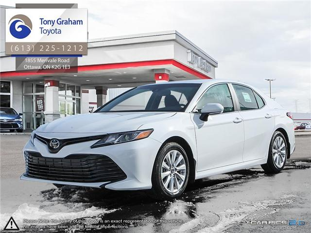 2018 Toyota Camry LE (Stk: 56262) in Ottawa - Image 1 of 28