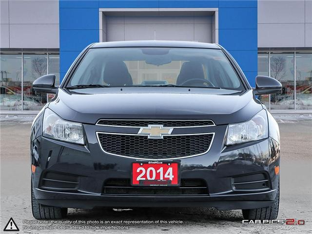 2014 Chevrolet Cruze 1LT (Stk: 3212A) in Mississauga - Image 2 of 25