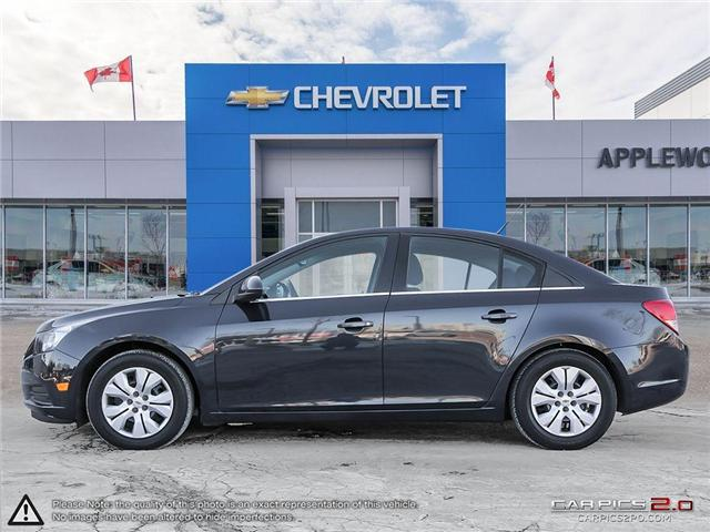 2014 Chevrolet Cruze 1LT (Stk: 3212A) in Mississauga - Image 3 of 25