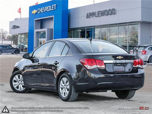 2014 Chevrolet Cruze 1LT (Stk: 3212A) in Mississauga - Image 4 of 25
