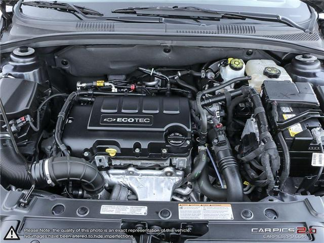 2014 Chevrolet Cruze 1LT (Stk: 3212A) in Mississauga - Image 8 of 25