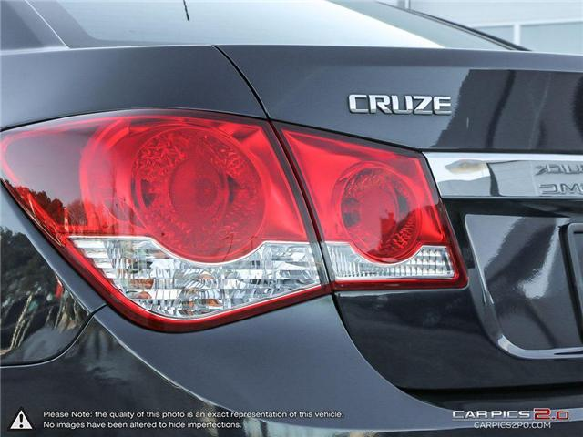 2014 Chevrolet Cruze 1LT (Stk: 3212A) in Mississauga - Image 12 of 25