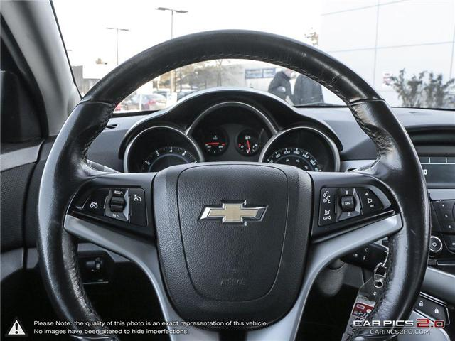 2014 Chevrolet Cruze 1LT (Stk: 3212A) in Mississauga - Image 14 of 25