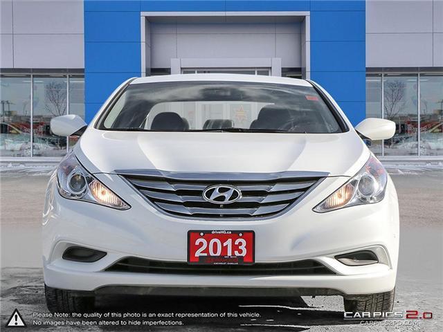 2013 Hyundai Sonata GL (Stk: 2924A) in Mississauga - Image 2 of 26