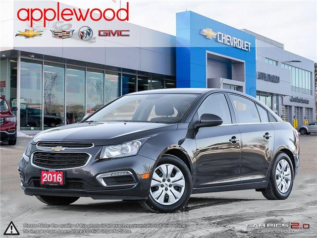 2016 Chevrolet Cruze Limited 1LT (Stk: 8935P) in Mississauga - Image 1 of 26
