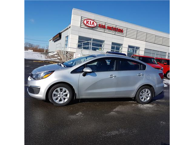 2016 Kia Rio LX+ (Stk: 693990A) in Antigonish / New Glasgow - Image 1 of 4