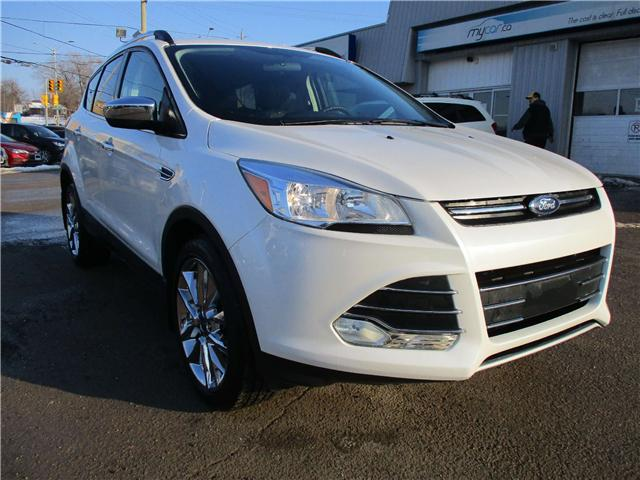 2015 Ford Escape SE (Stk: 180139) in Kingston - Image 1 of 12