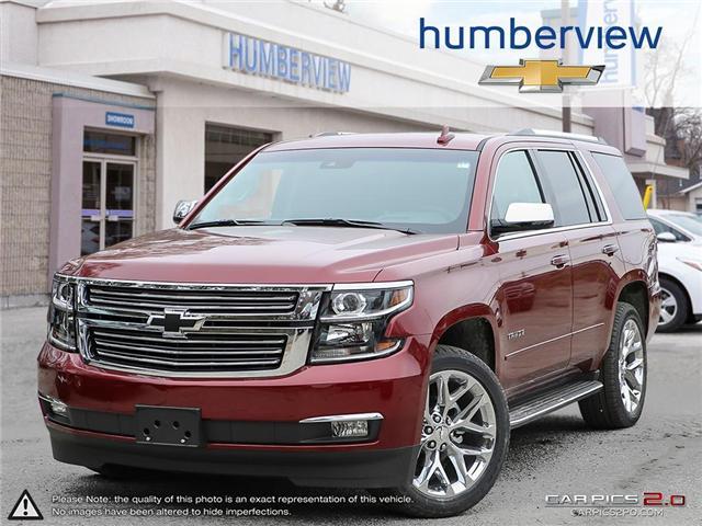 2018 Chevrolet Tahoe Premier (Stk: 801213) in Toronto - Image 1 of 28