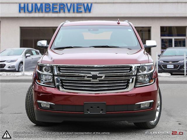 2018 Chevrolet Tahoe Premier (Stk: 801213) in Toronto - Image 2 of 28