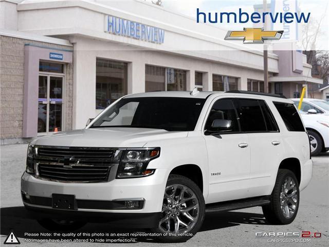 2018 Chevrolet Tahoe Premier (Stk: 801156) in Toronto - Image 1 of 27
