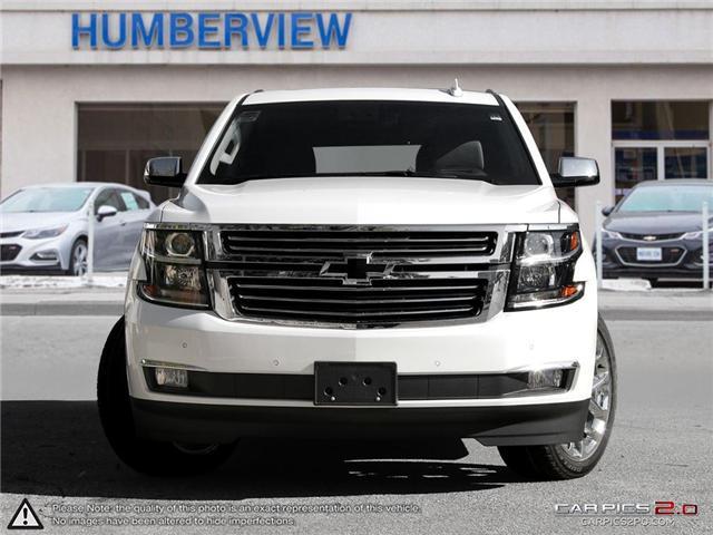 2018 Chevrolet Tahoe Premier (Stk: 801156) in Toronto - Image 2 of 27