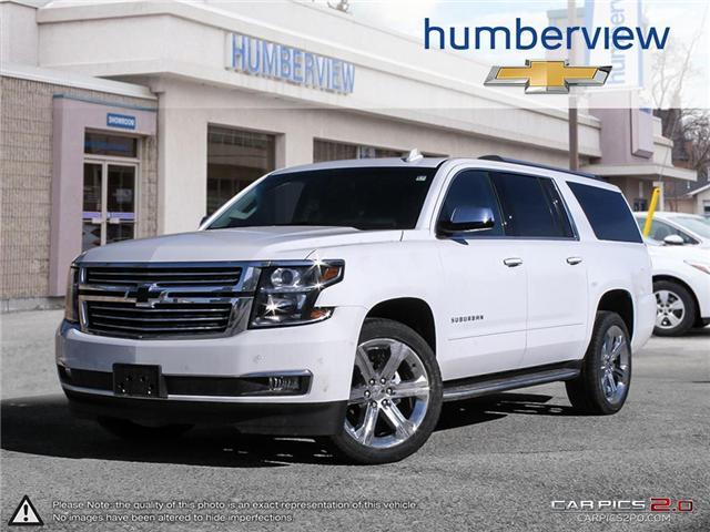 2018 Chevrolet Suburban Premier (Stk: 801294) in Toronto - Image 1 of 27