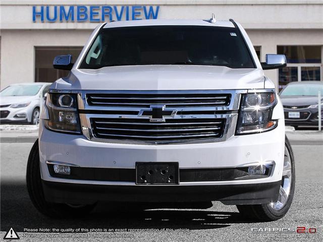 2018 Chevrolet Suburban Premier (Stk: 801294) in Toronto - Image 2 of 27