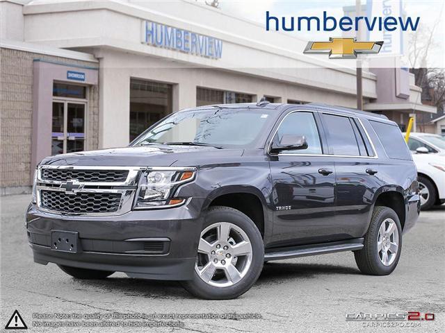 2018 Chevrolet Tahoe LS (Stk: 801182) in Toronto - Image 1 of 27