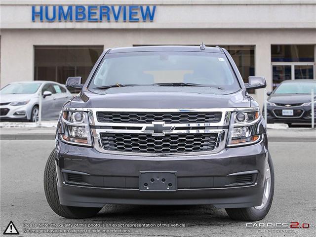 2018 Chevrolet Tahoe LS (Stk: 801182) in Toronto - Image 2 of 27