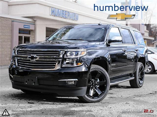 2018 Chevrolet Tahoe Premier (Stk: 801164) in Toronto - Image 1 of 26