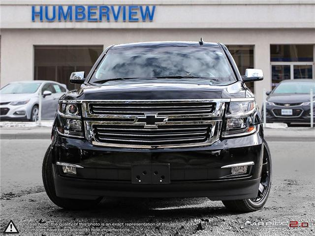 2018 Chevrolet Tahoe Premier (Stk: 801164) in Toronto - Image 2 of 26