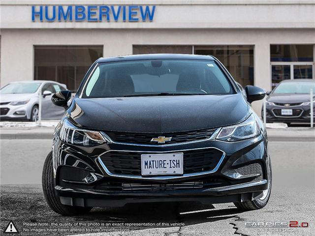 2018 Chevrolet Cruze LT Auto (Stk: 801321) in Toronto - Image 2 of 27
