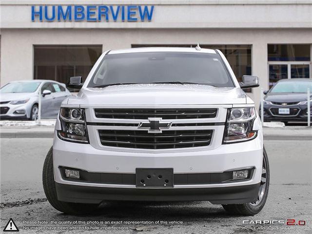 2018 Chevrolet Tahoe Premier (Stk: 801192) in Toronto - Image 2 of 27