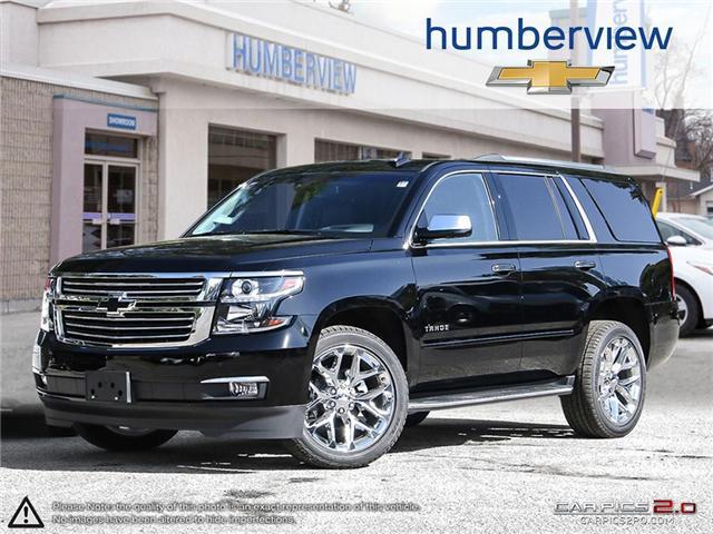 2018 Chevrolet Tahoe Premier (Stk: 801146) in Toronto - Image 1 of 27