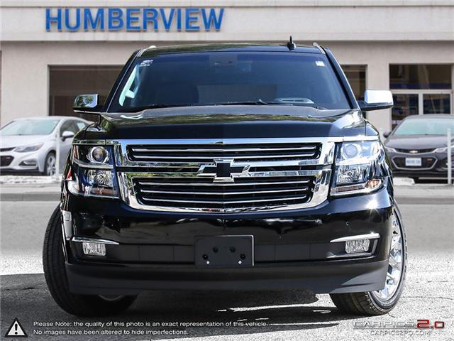 2018 Chevrolet Tahoe Premier (Stk: 801146) in Toronto - Image 2 of 27