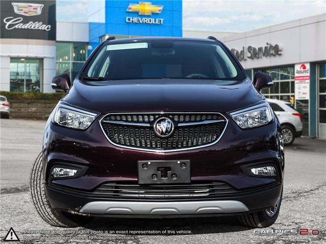 2018 Buick Encore Sport Touring (Stk: 2832341) in Toronto - Image 2 of 27