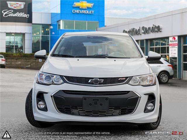 2018 Chevrolet Sonic Premier Auto (Stk: 2806815) in Toronto - Image 2 of 28