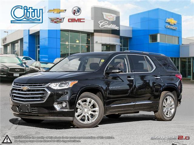 2018 Chevrolet Traverse High Country (Stk: 2812541) in Toronto - Image 1 of 28
