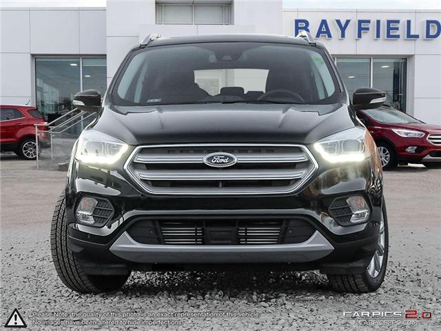 2018 Ford Escape Titanium (Stk: ES18184) in Barrie - Image 2 of 27