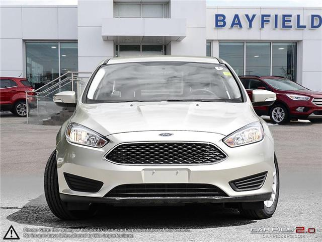 2017 Ford Focus SE (Stk: FC17917) in Barrie - Image 2 of 27