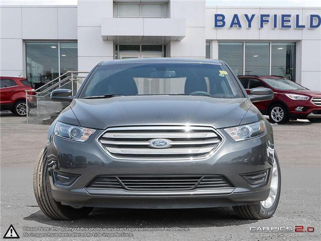 2017 Ford Taurus SEL (Stk: TA171214) in Barrie - Image 2 of 27