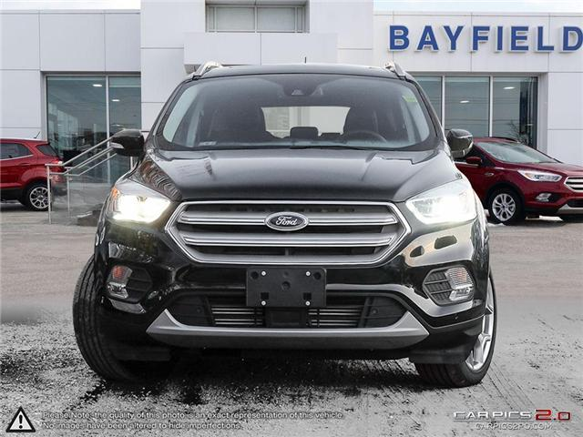 2018 Ford Escape Titanium (Stk: ES18101) in Barrie - Image 2 of 27