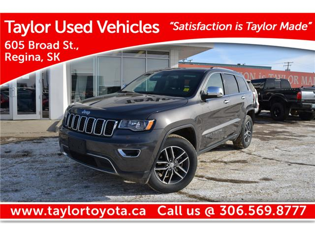 2017 Jeep Grand Cherokee Limited (Stk: 127994) in Regina - Image 1 of 30