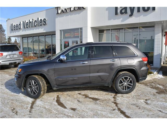 2017 Jeep Grand Cherokee Limited (Stk: 127994) in Regina - Image 2 of 30