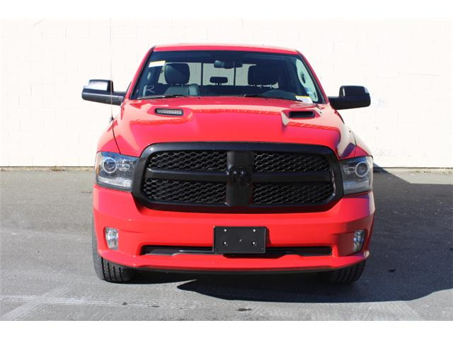 2018 RAM 1500 Sport (Stk: S213842) in Courtenay - Image 2 of 30